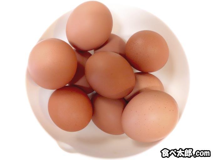 卵黄の味噌漬けに使う生卵