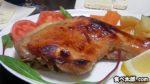 骨付き鶏もも肉で作るローストチキン
